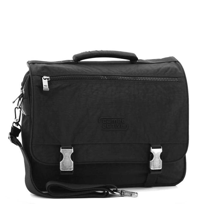 Camel Active Journey Officebag Max zwart - 1
