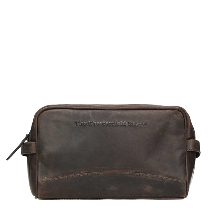 The Chesterfield Brand Stacey Toiletbag brown - 1