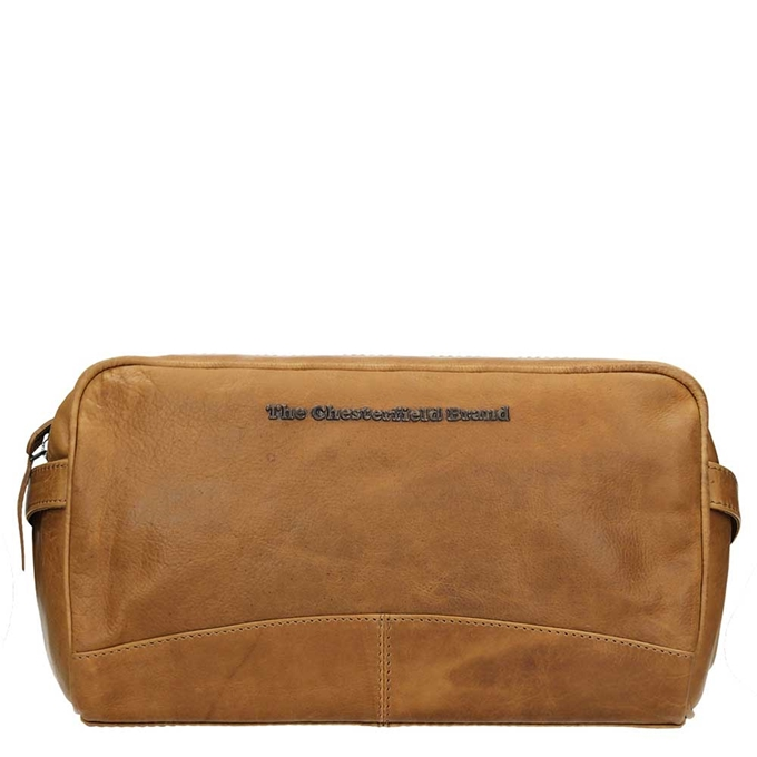 The Chesterfield Brand Stefan Toiletbag cognac - 1