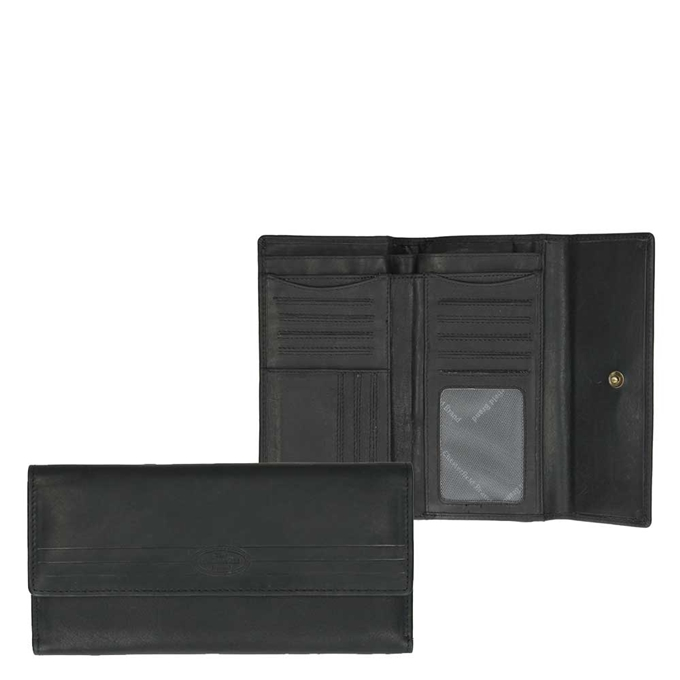 The Chesterfield Brand Ascot Ladies Wallet black - 1