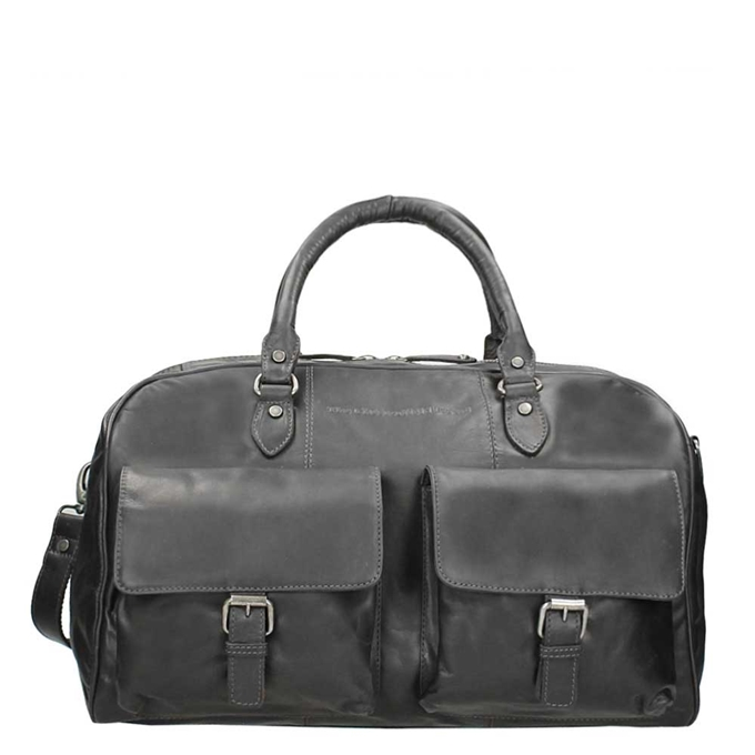 The Chesterfield Brand Wesley Travelbag black - 1
