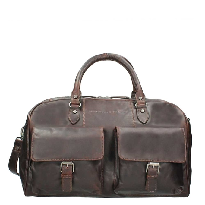 The Chesterfield Brand Wesley Travelbag brown - 1