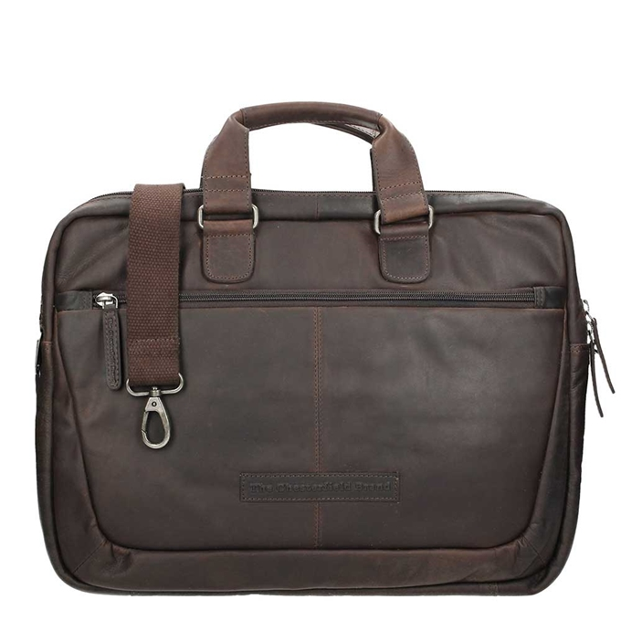The Chesterfield Brand Samual Business Bag brown - 1