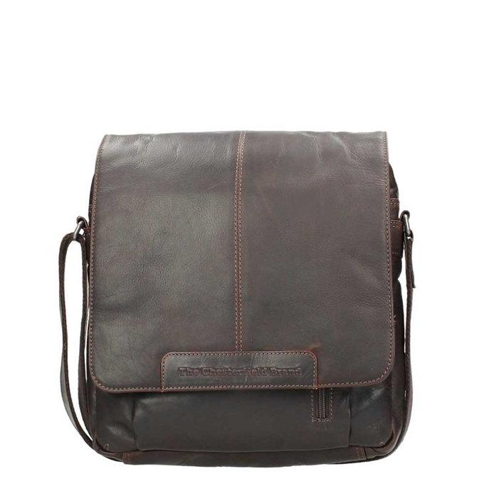 The Chesterfield Brand Raphael Shoulderbag brown - 1