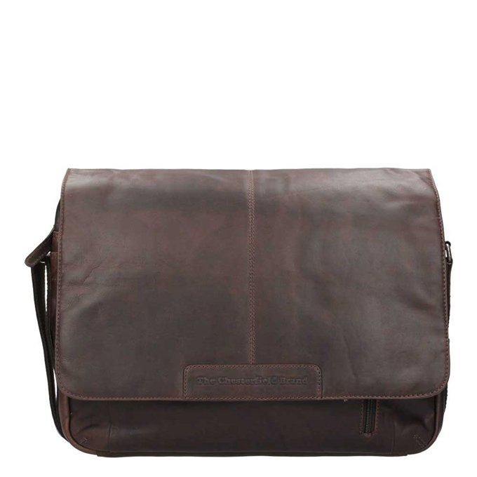 The Chesterfield Brand Richard Laptopbag brown - 1