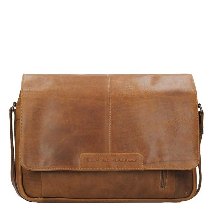 The Chesterfield Brand Richard Laptopbag cognac - 1