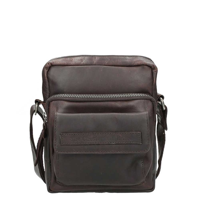 The Chesterfield Brand Anna Shoulderbag brown - 1