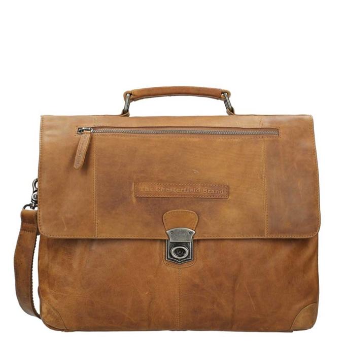 The Chesterfield Brand Matthew Business Bag cognac - 1