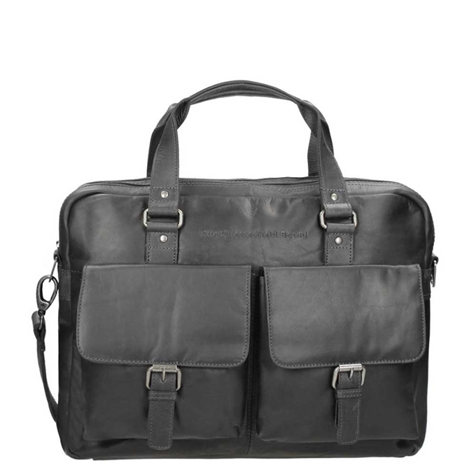 The Chesterfield Brand George Shoulderbag black - 1