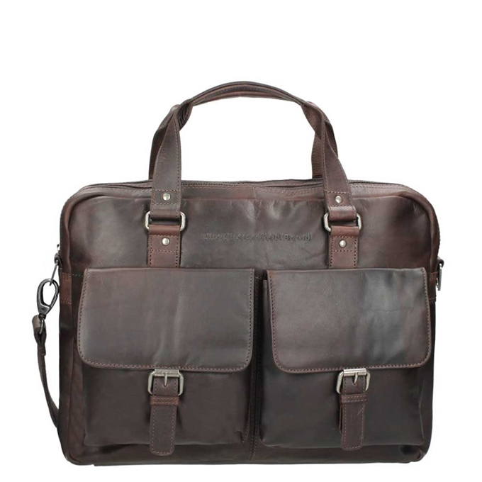 The Chesterfield Brand George Shoulderbag brown - 1