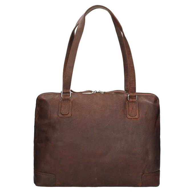 The Chesterfield Brand Flint Shoulderbag Large brown - 1