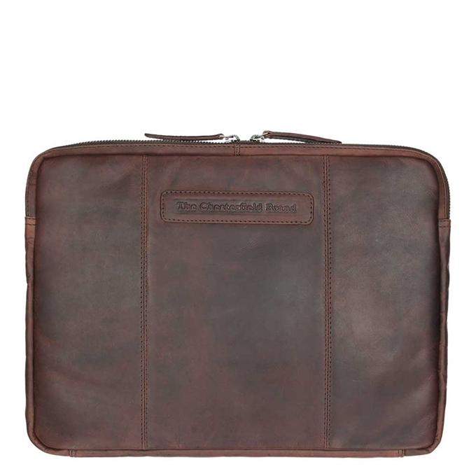"The Chesterfield Brand Richard Laptop Sleeve 13"" brown - 1"