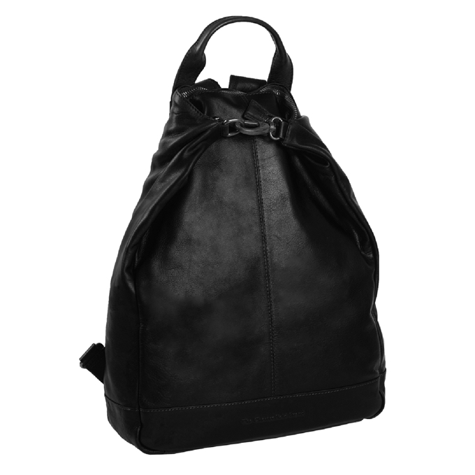 The Chesterfield Brand Manchester Backpack black - 1