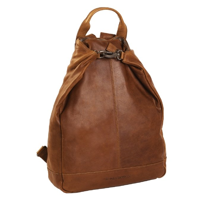 The Chesterfield Brand Manchester Backpack cognac - 1