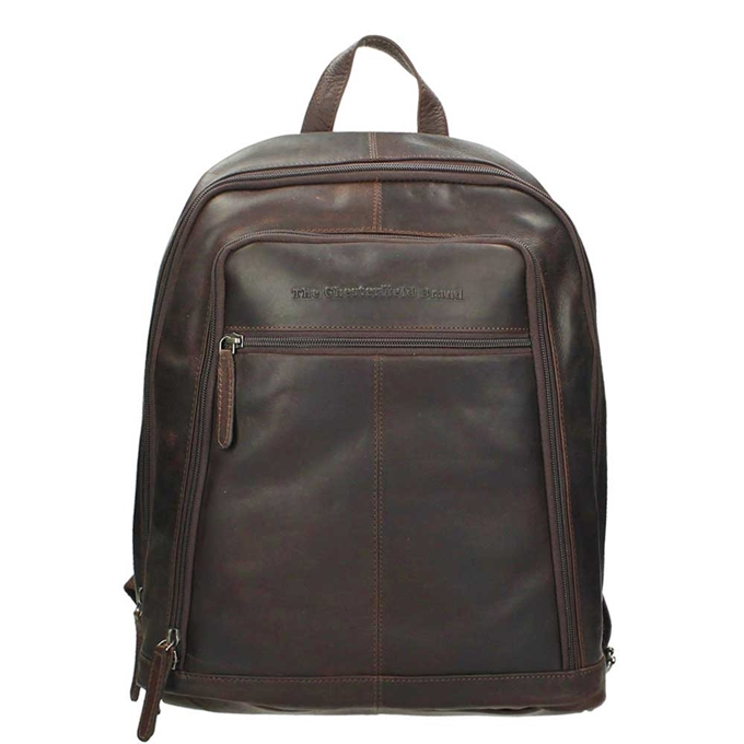 The Chesterfield Brand Rich Laptop Backpack brown2 - 1