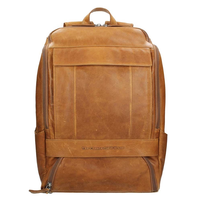 The Chesterfield Brand Rich Laptop Backpack cognac - 1