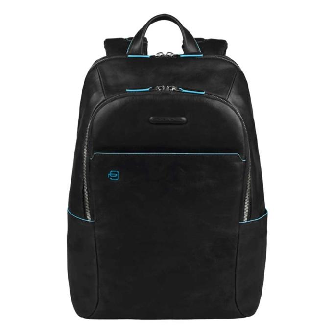 Piquadro Blue Square Backpack black