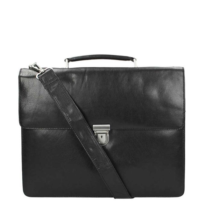 Leonhard Heyden Cambridge Briefcase black - 1