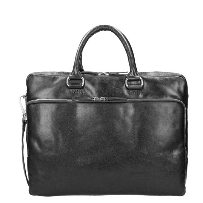 Leonhard Heyden Cambridge Briefcase L black - 1