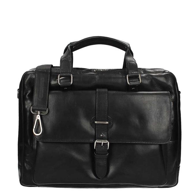 Leonhard Heyden Roma Tote Bag black - 1