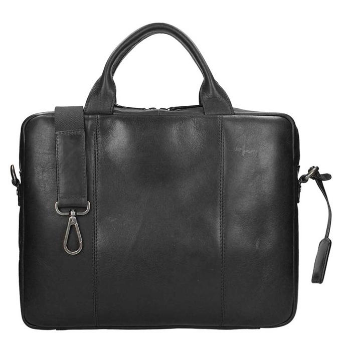 Leonhard Heyden Roma Tote Bag 1 Compartiment black - 1