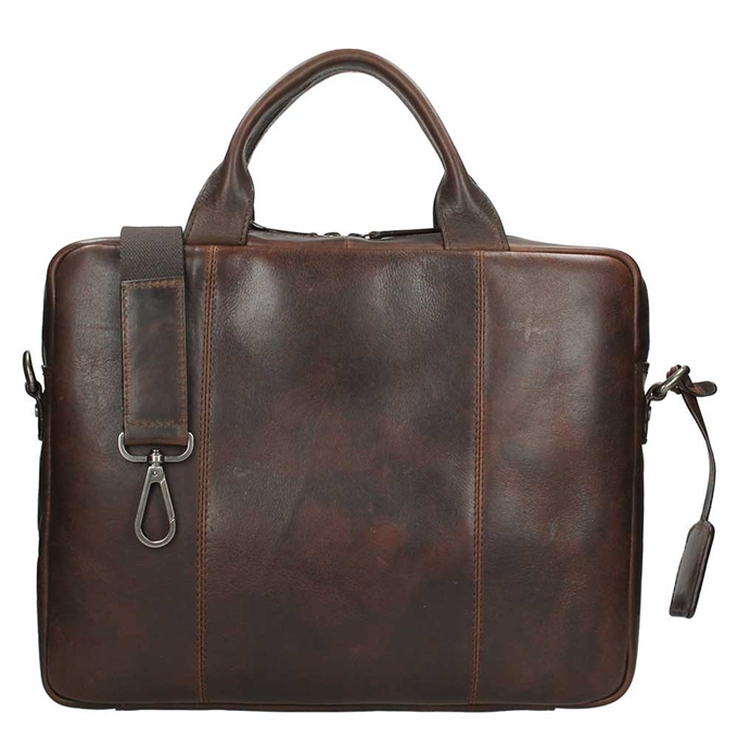 Leonhard Heyden Roma Tote Bag 1 Compartment brown - 1