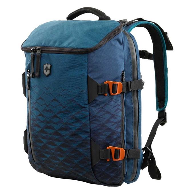 "Victorinox Vx Touring Laptop Backpack 15"" dark teal"