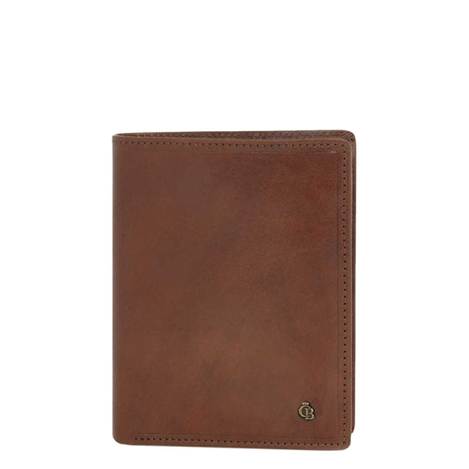 Castelijn & Beerens Dutch Masterpiece Billfold 9 cognac - 1