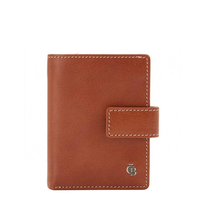 Castelijn & Beerens Nova RFID Mini Wallet 10cc lichtbruin - 1