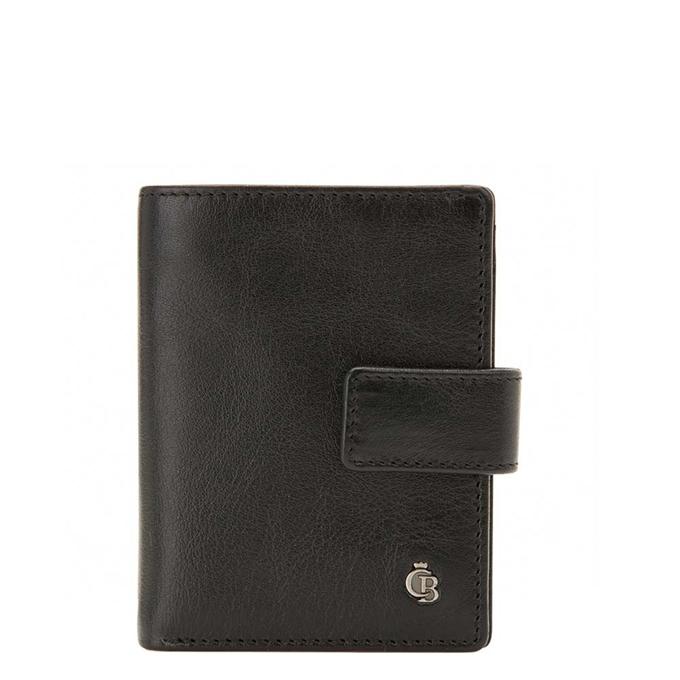 Castelijn & Beerens Nova RFID Mini Wallet 10cc zwart - 1