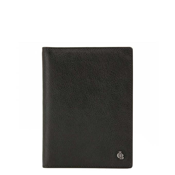 Castelijn & Beerens Nova RFID Paspoort Houder zwart - 1