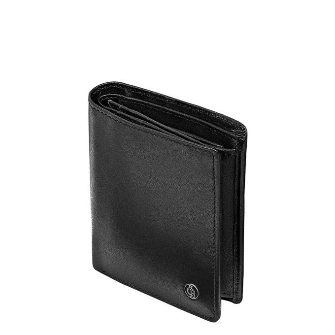 Castelijn & Beerens Vita Billfold 6 Creditcards zwart