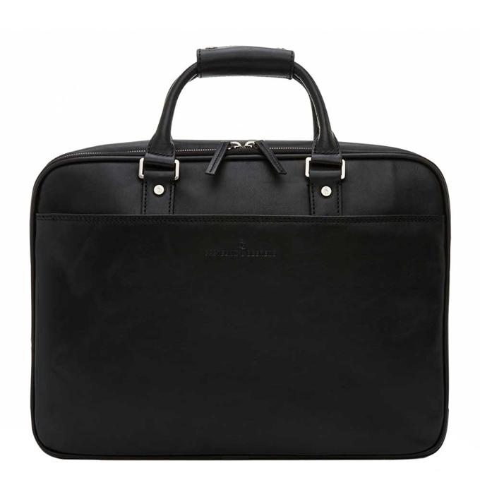 """Castelijn & Beerens Verona Business Laptoptas 15.6"""" zwart2 - 1"""