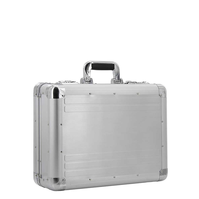 Dermata Business Executive Attaché zilvergrijs