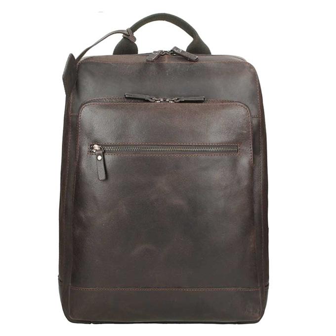 Leonhard Heyden Dakota Backpack brown - 1