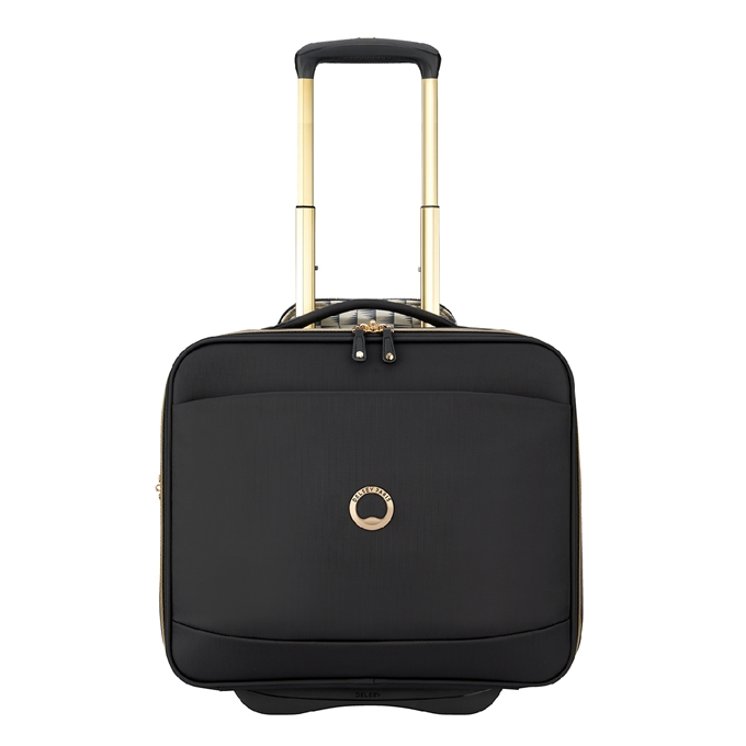 Delsey Montrouge Cabin Trolley Boardcase black - 1