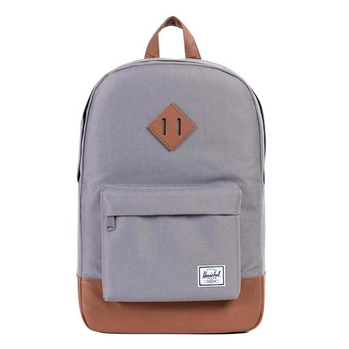 Herschel Supply Co. Heritage Mid-Volume Rugzak grey - 1