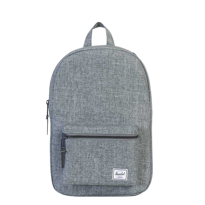 Herschel Supply Co. Settlement Mid-Volume Rugzak raven crosshatch - 1