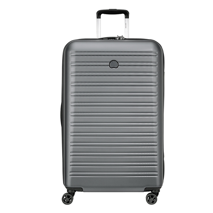 Delsey Segur 2.0 4 Wheels Trolley 78 grey - 1