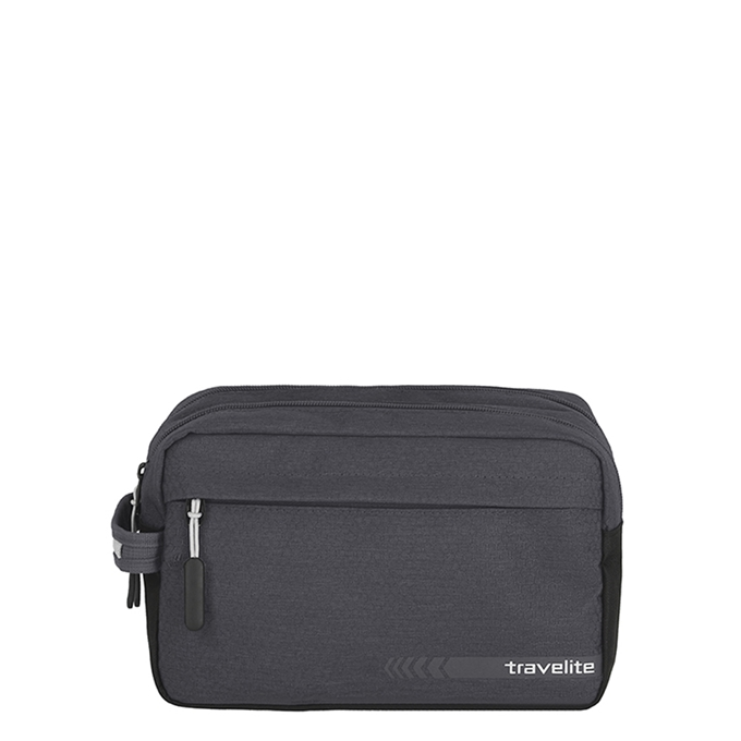 Travelite Kick Off Cosmetic Bag dark anthracite