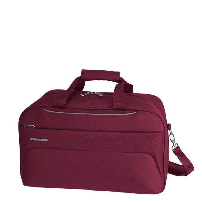 Gabol Zambia Flight Bag burgundy - 1