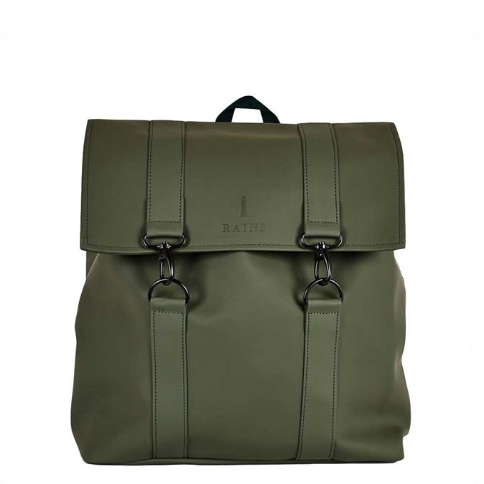 Rains Original MSN Bag green - 1