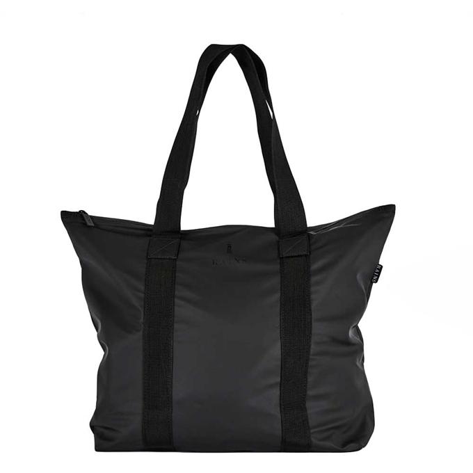 Rains Original Tote Bag Rush black - 1