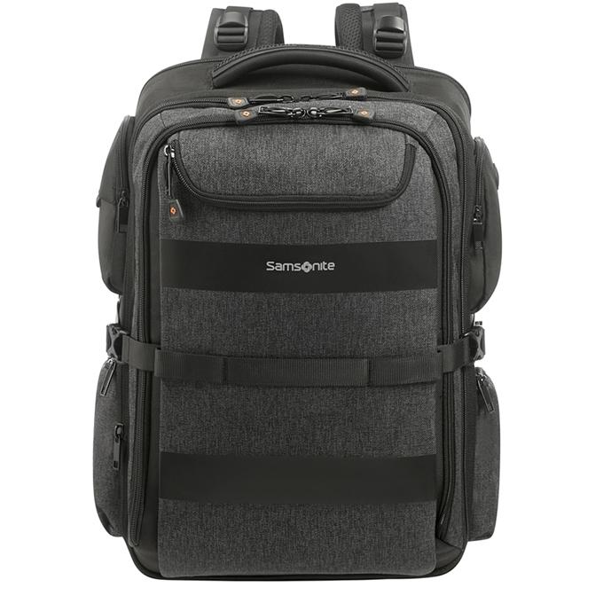 Samsonite Bleisure Backpack 17.3'' Exp Overnight+ anthracite - 1