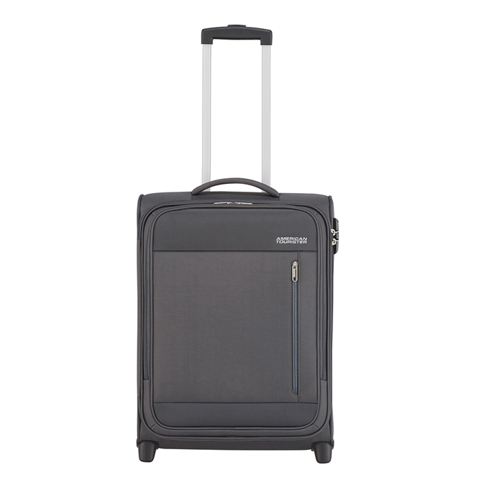 American Tourister Heat Wave Upright 55 charcoal grey - 1