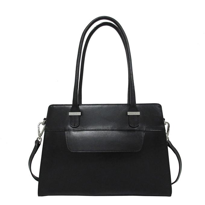 Claudio Ferrici Classico Shoulder Bag black3 - 1