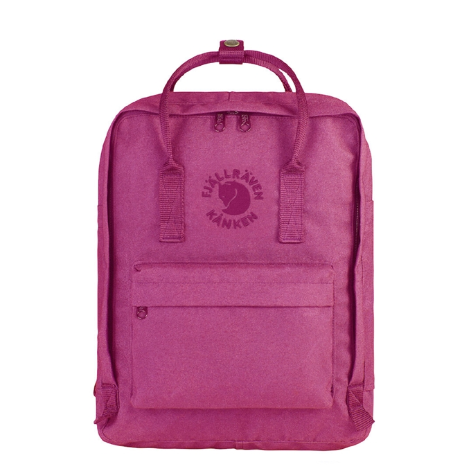 Fjallraven Re-Kanken Rugzak pink rose - 1