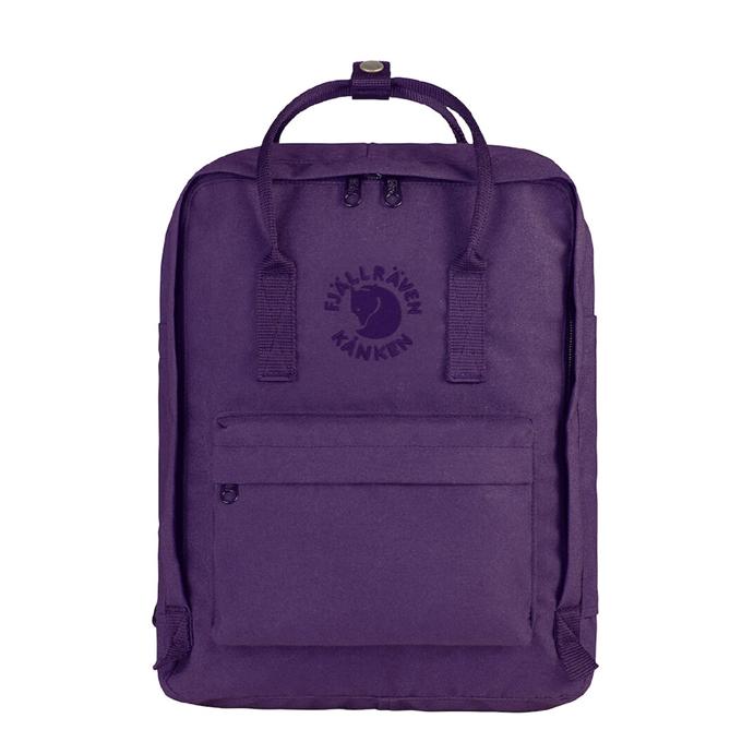 Fjallraven Re-Kanken Rugzak deep violet - 1