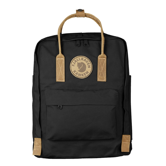 Fjallraven Kanken No. 2 Rugzak black - 1