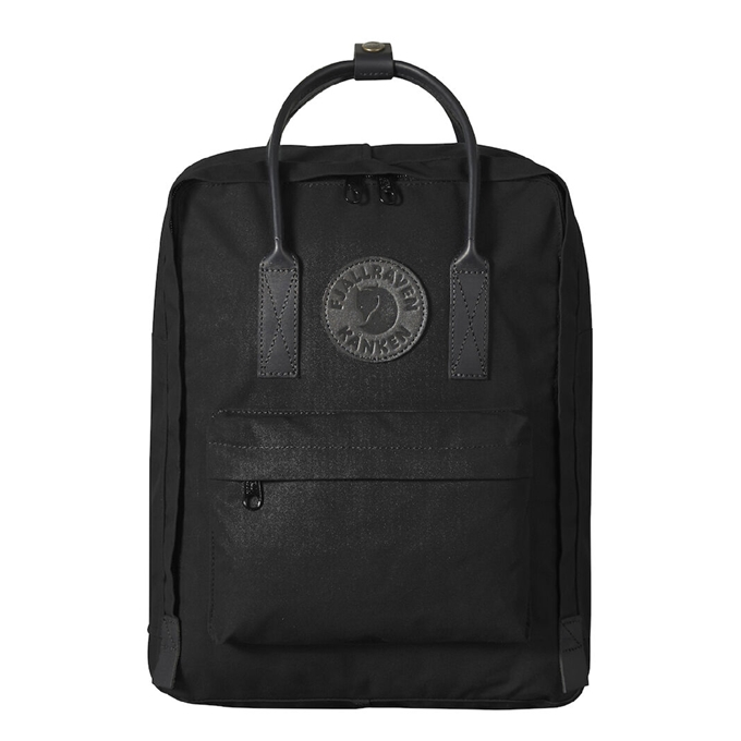 Fjallraven Kanken No. 2 Black Rugzak black - 1
